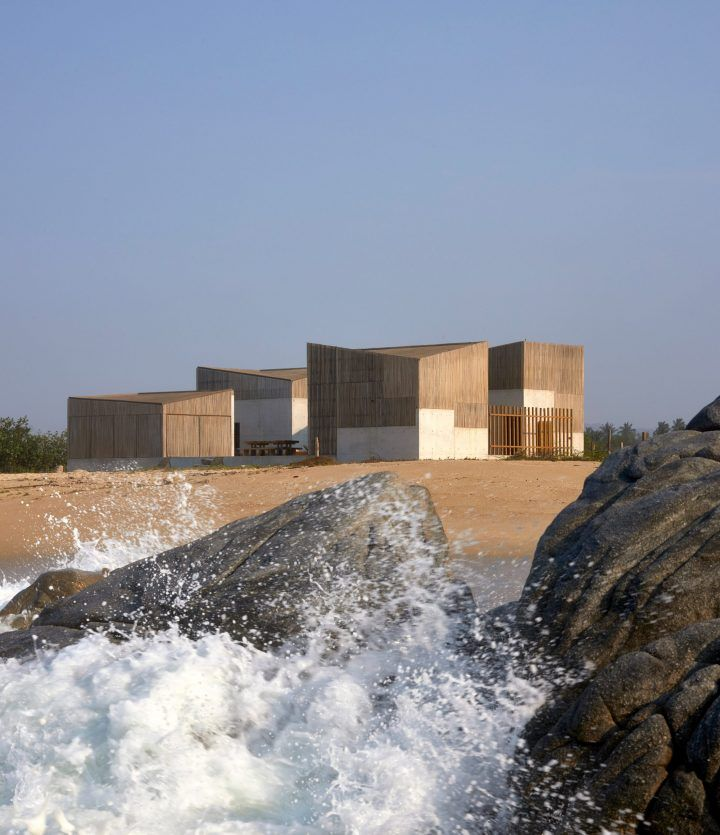 BAAQ's Casa Naila Is A Beachfront Gem On The Coast Of Oaxaca In Mexico