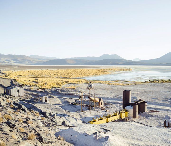 Marcos Zegers Photographs The Poignant Impact Of Mining On Chile's Atacama Desert
