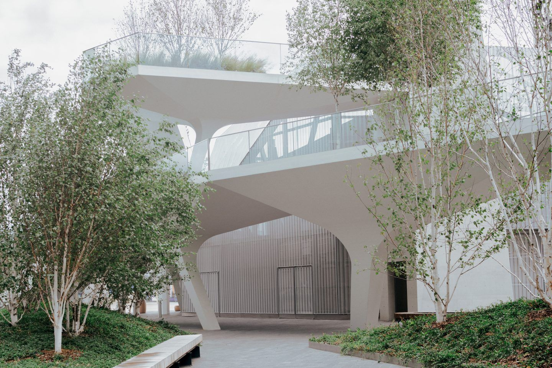 IGNANT-Architecture-North-Greenwich-Sculptural-Screen-2