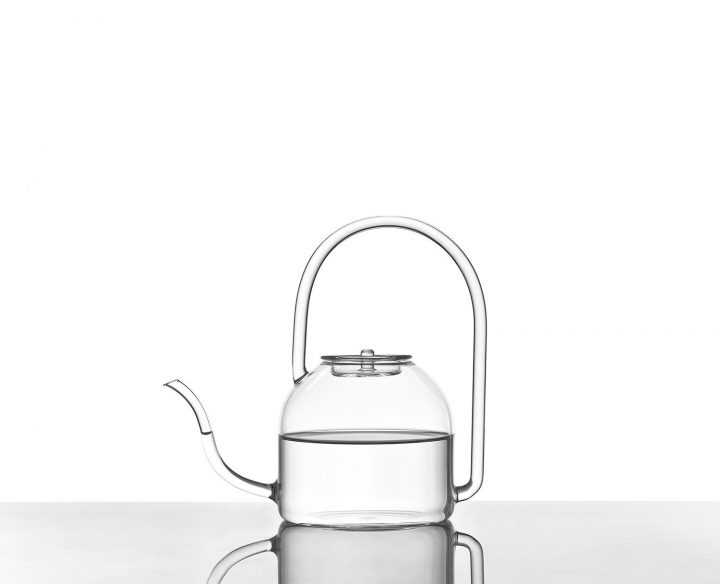 Blueside Design And Næssi Studio Elevate Everyday Rituals With Minimalist Glass Coffee Maker Set