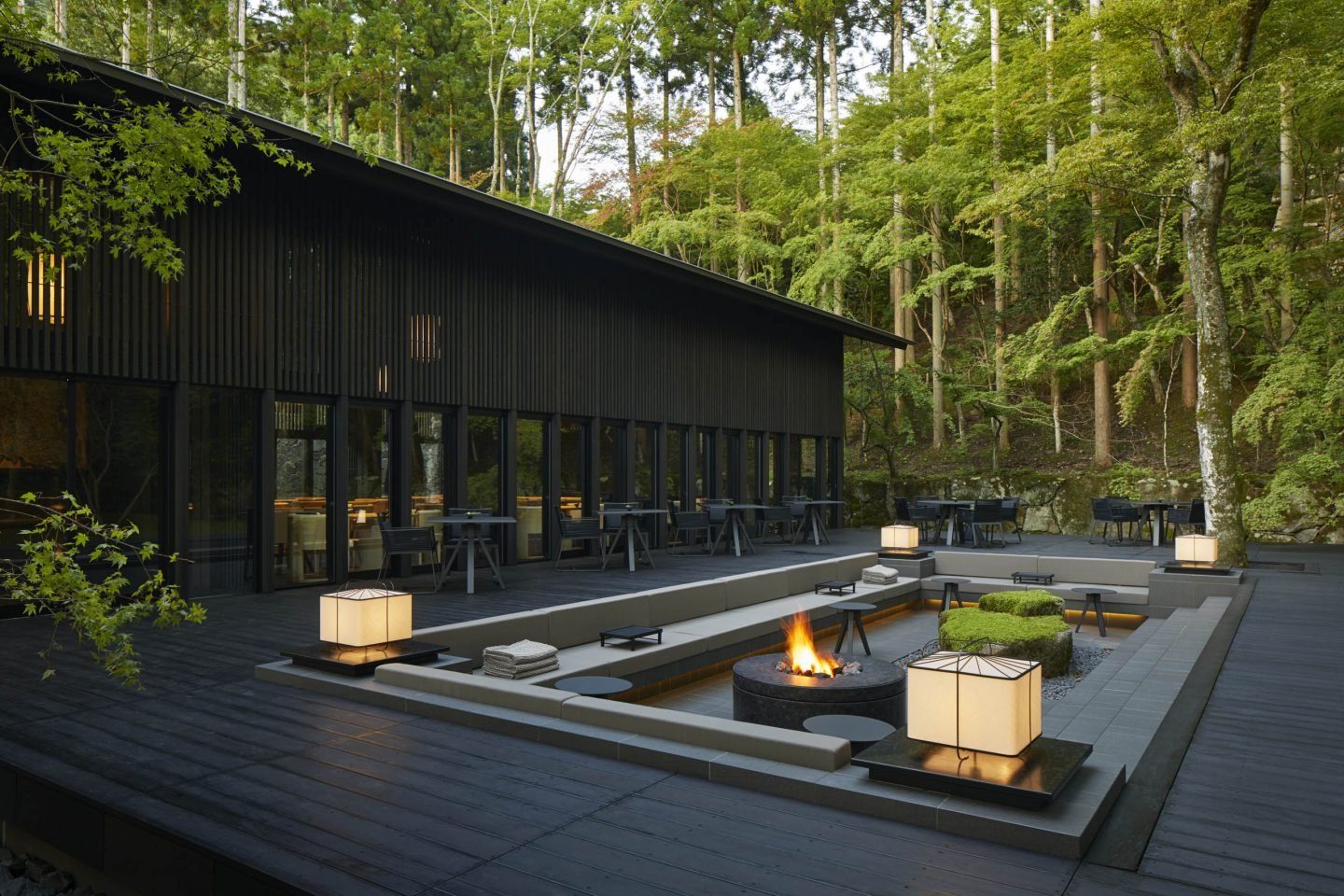 Aman Kyoto, Japan - The Living Pavilion by Aman