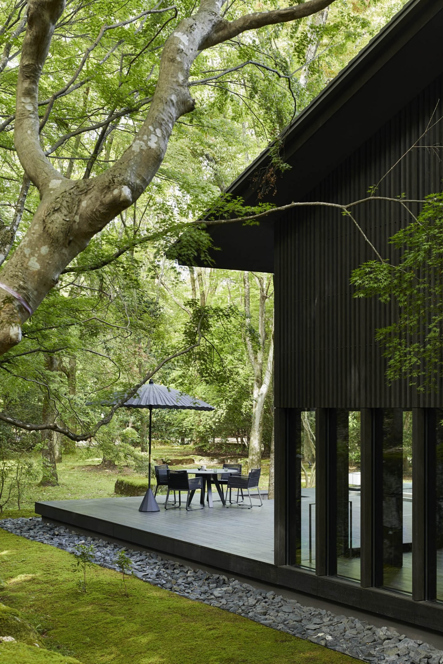 Aman Kyoto, Japan - The Living Pavilion by Aman Exterior.tif