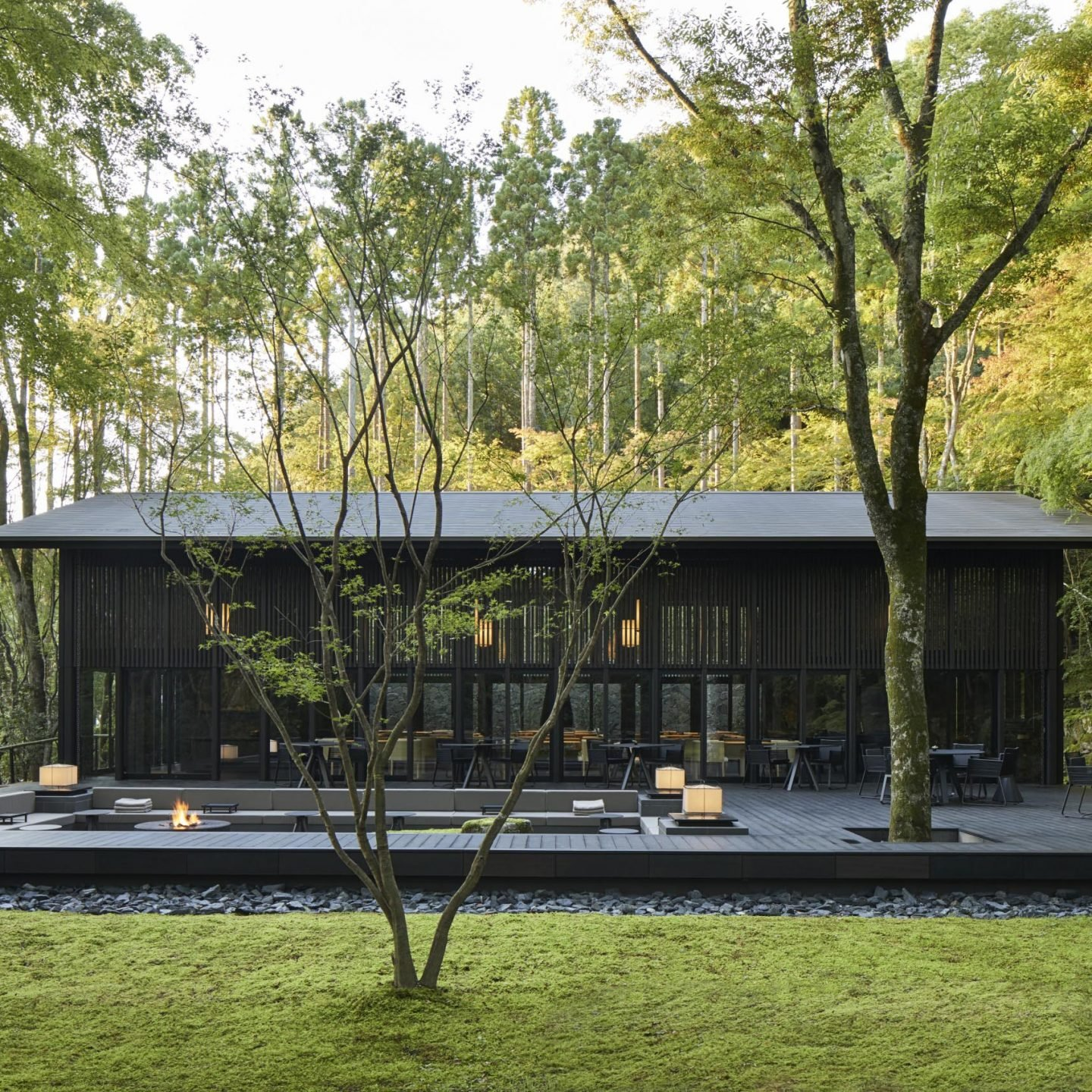 Aman Kyoto, Japan - The Living Pavilion by Aman - Exterior