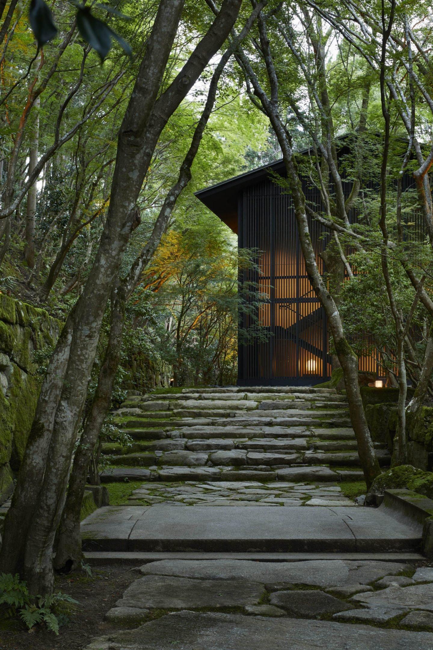 Aman Kyoto, Japan - Hotaru Room Exterior