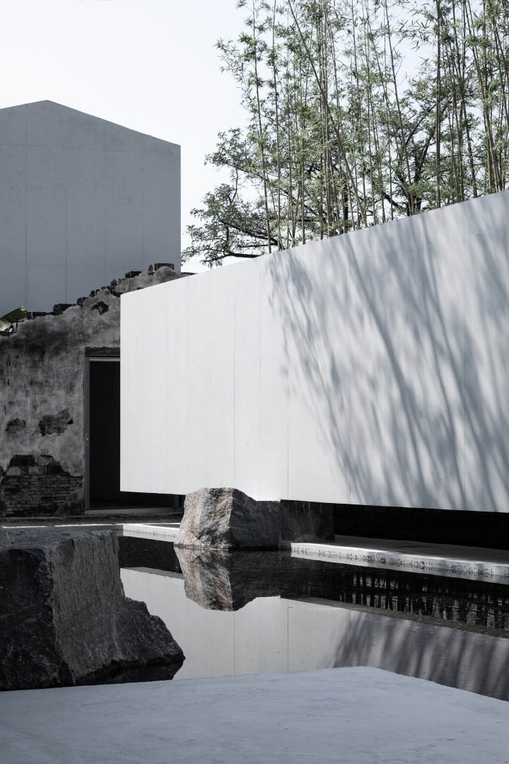 Past Traditions And Present Architecture Interact At Zhang Yan Cultural Museum By Horizontal Design