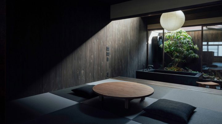 Uoya Shigenori Transforms 100-Year-Old Space Into The Serene Maana Kamo Guesthouse