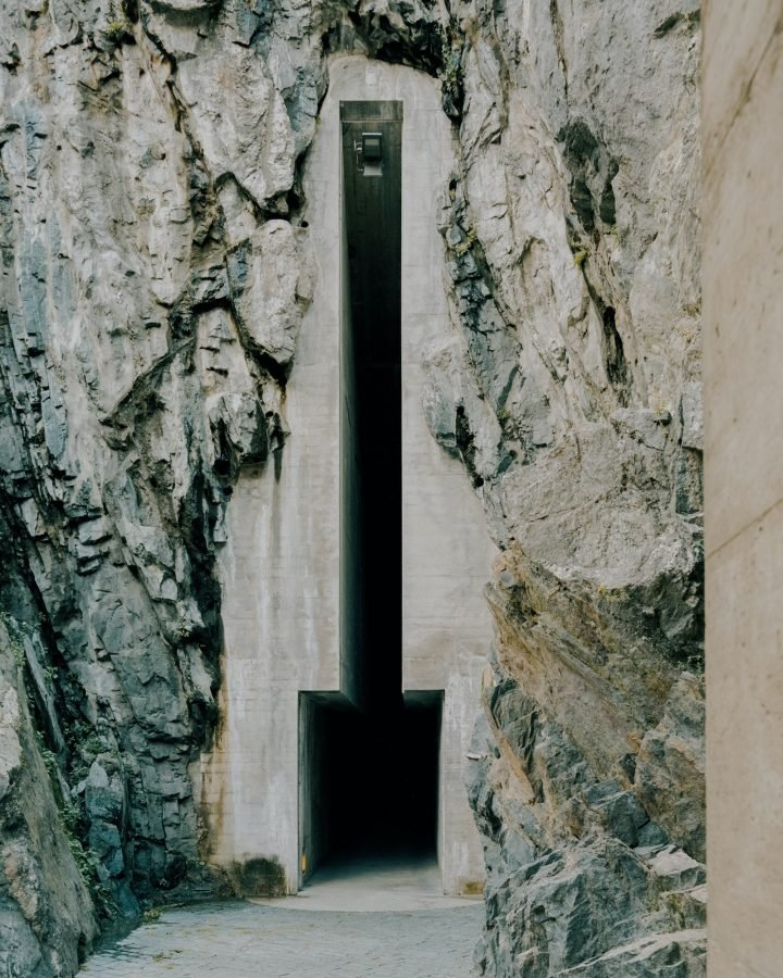 Simone Bossi Photographs Castelgrande, In The Alpine Hills Of Switzerland's Bellinzona