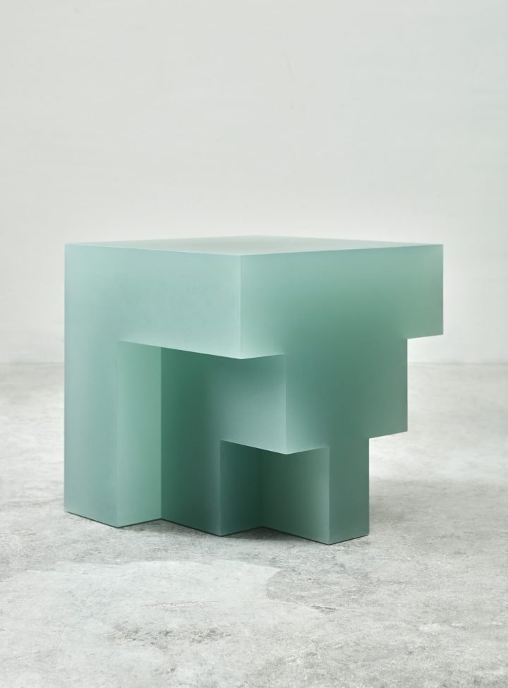 With Sharp Lines And Geometric Shapes, A Graphic Furniture Collection By Milan Studio Niko Koronis