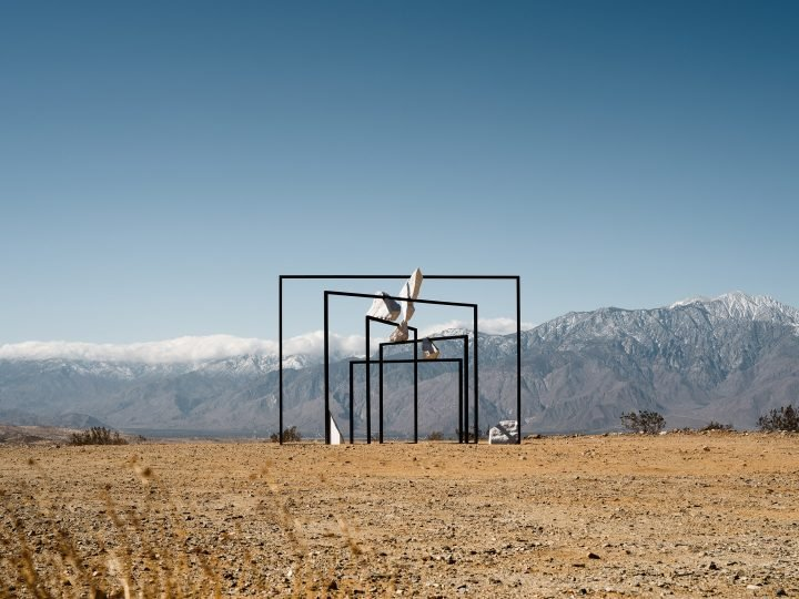 At Desert X 2021, Thought-Provoking Art Voices The Disempowered
