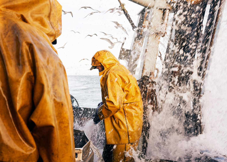 Brixham Fishing Trawlers for Libération