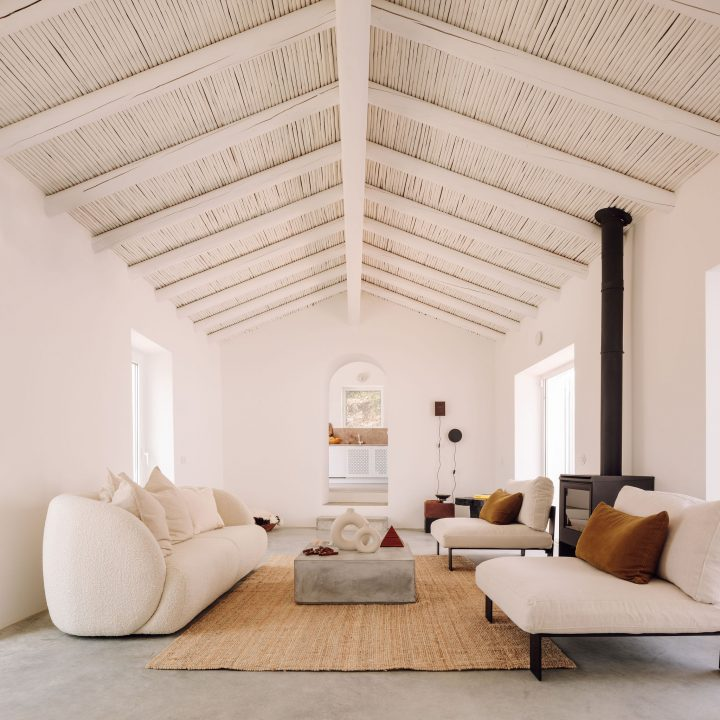 On The Coast Of The Algarve, Atelier Rua's Casa Um Is A Modern And Charming Retreat