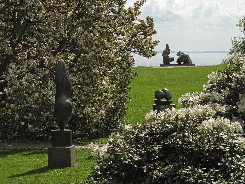 park skulptur