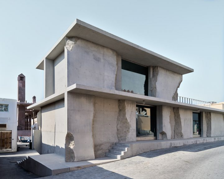 Studio Anne Holtrop's Restored Qaysariyah Suq Hints At The Spirit Of Ancient Bahrain Culture